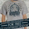 Get a FREE custom Volcom Bergfest T-Shirt!